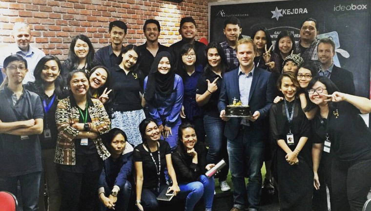 Ydigital — SE Asia's Digital Growth Powerhouse Powers up with Taskworld