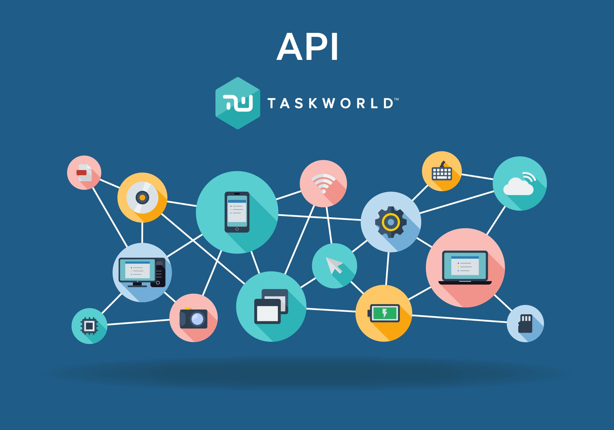 Build on Top of Taskworld With Public API